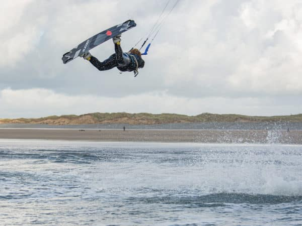 Advanced Freestyle Kitesurf Coaching - North Devon