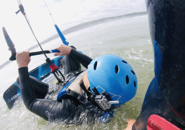 Private Kitesurfing Lessons - Westward Ho!