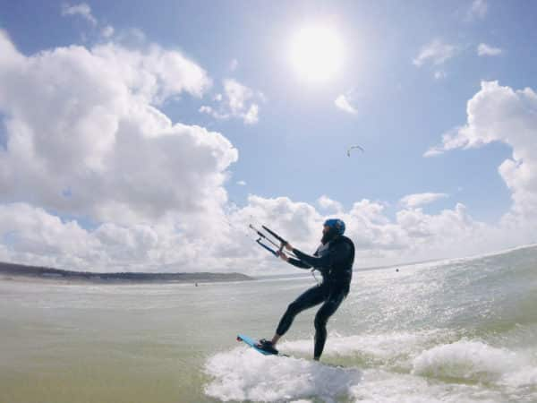 Ultimate Kitesurfing Course - Prolonged Rides