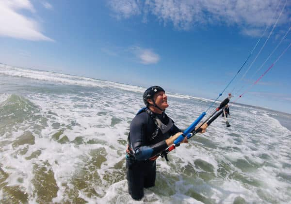 Introduction to Kitesurfing Lesson