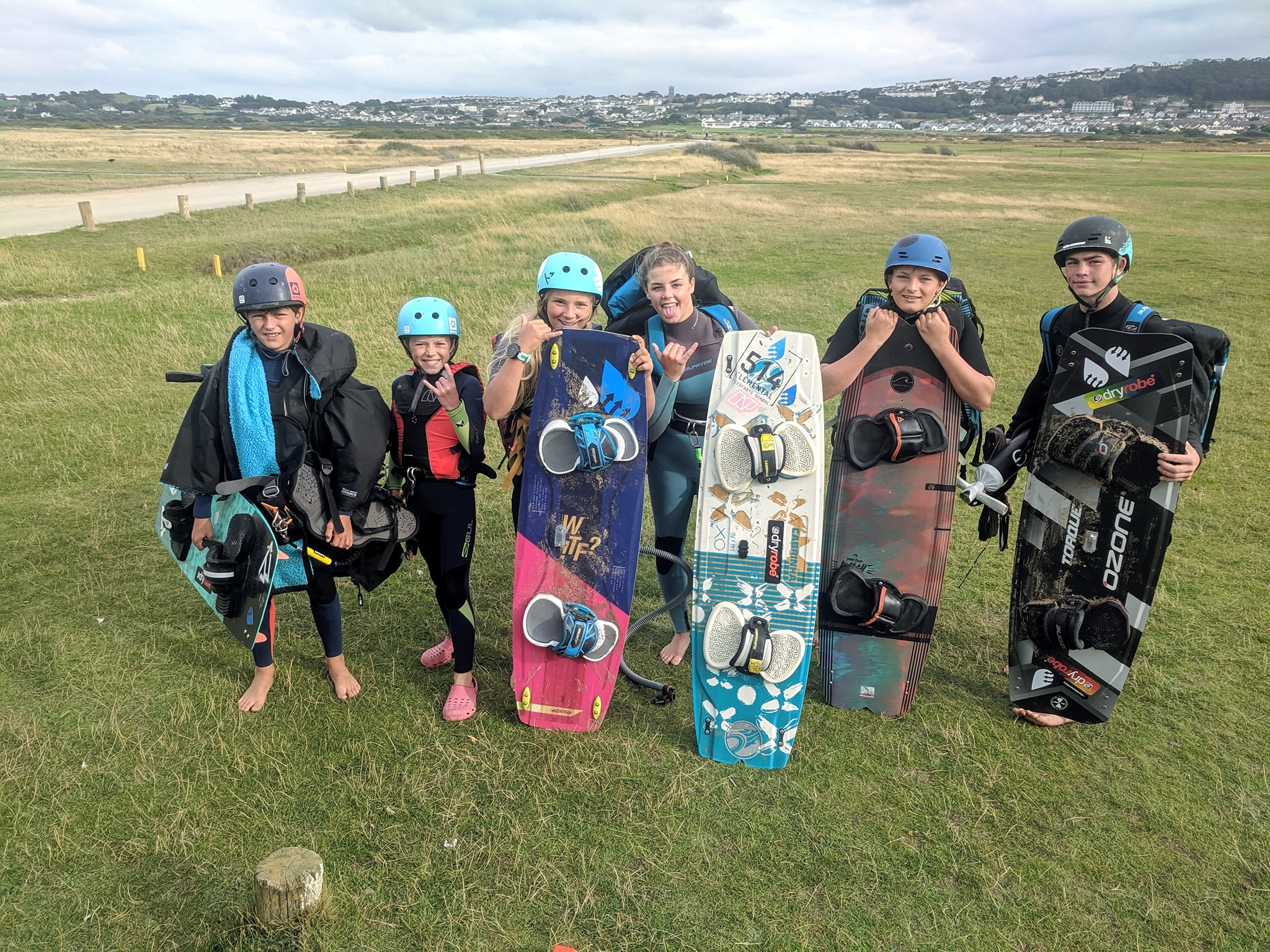 Kite Kids Kitesurf Coaching club